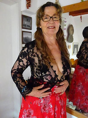 amazing grannies with glasses porn photos