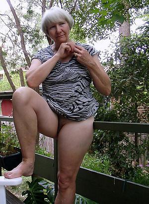 nude nude grandmother