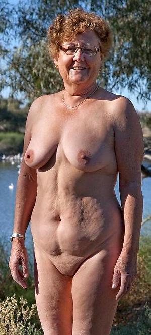 grandmother nudes