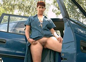 outdoor mature nude