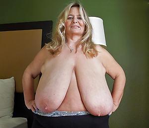nude pics of granny big boobs