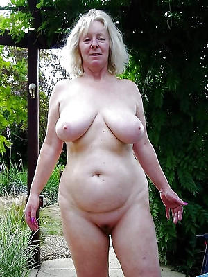naked old granny special pics