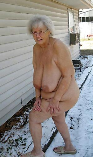 older grannies homemade pics
