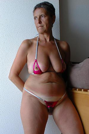 senior women in bikinis free pics