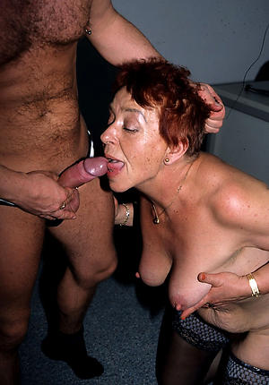 sex-crazed older women blowjobs porn pic