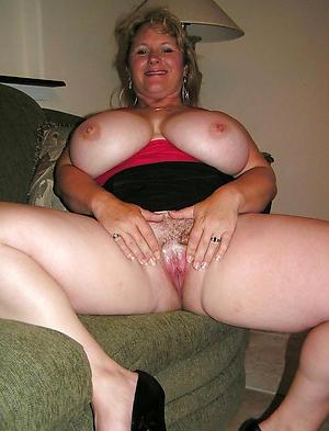 beautiful older women with big boobs