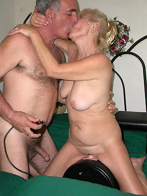 naked hot older couples