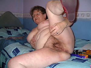 amazing very age-old women pussy porn pic