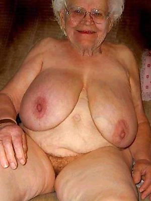 crazy very old naked women pic