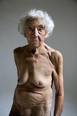 very old granny private pics