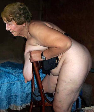 hotties most assuredly old granny porn pic