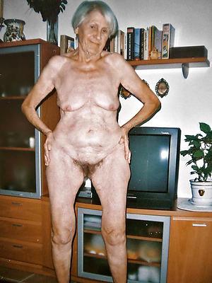 hotties emaciate nude granny