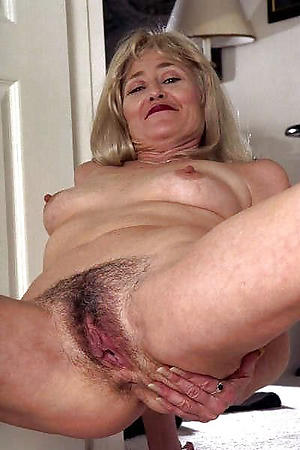 beautiful upper case granny nipples in the buff pic