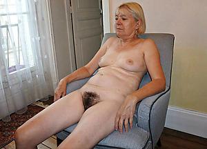hairy older woman homemade pics