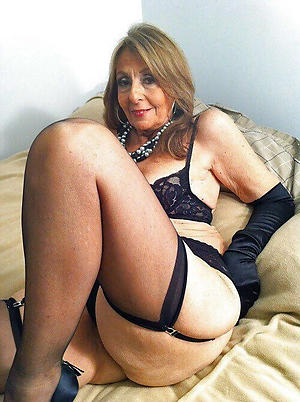 older women in stockings indifferent pics