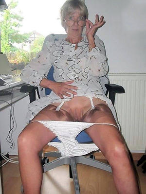 crazy granny pussy concerning panties pics