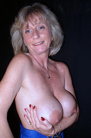 amazing older women with chubby tits