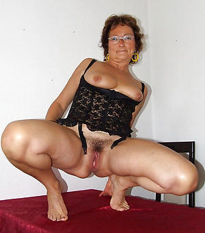 naught old grannies in lingerie porn motion picture