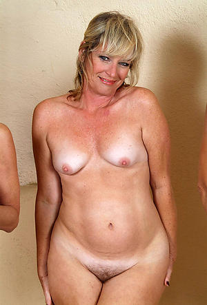 old women with closely-knit tits private pics