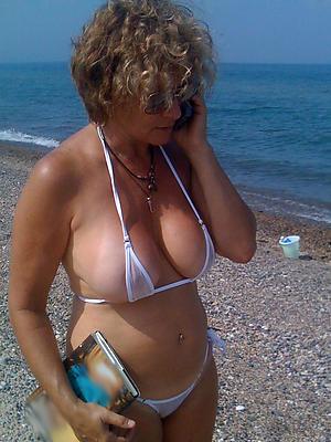 sex galleries of old mature women bikini
