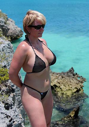 xxx elderly mature battalion bikini