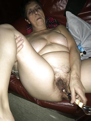 older ladies masturbating posing nude