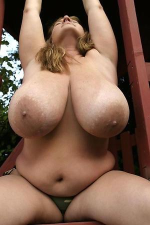 nude pics of older woman big boobs