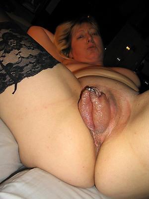 nude older vagina