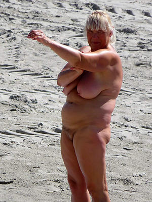 granny nude beach homemade pics