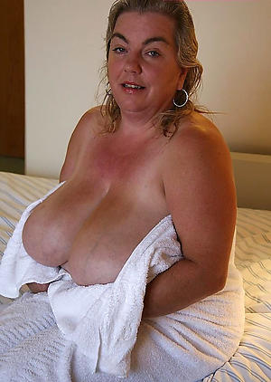 nude pics of busty granny
