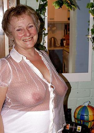 nice bosomy granny sex picture