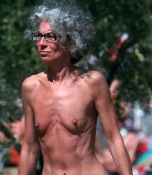 skinny granny free pics