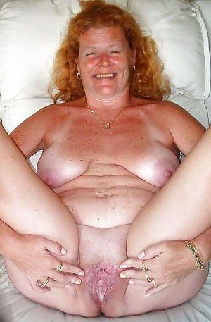 xxx redhead granny nude pic