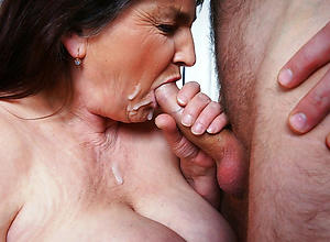 granny gives blowjob sexual connection pics