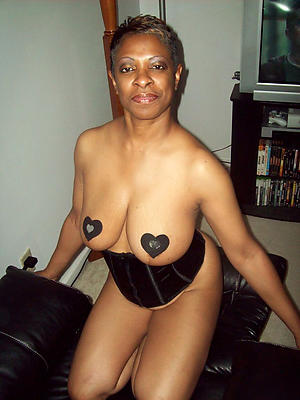 amazing black granny pussy