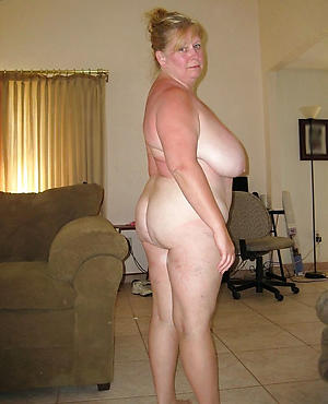nude pics of chubby busty grannies