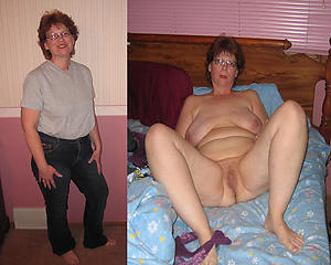 old wife dressed undressed porn pics