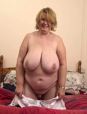 nude pics of busty mature granny