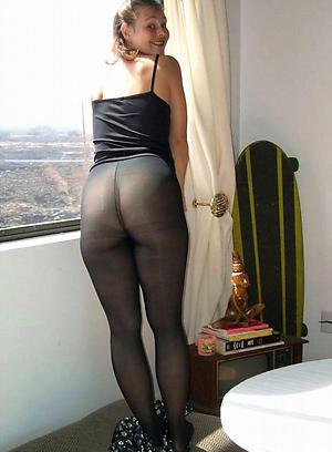 older ladies in pantyhose love porn