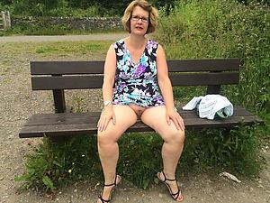 horny upskirt grannys
