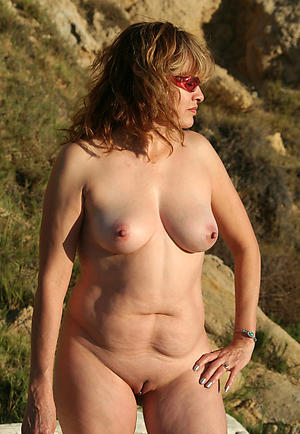 nude old women outdoors amateur slut