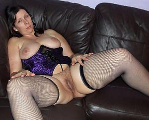 mature granny with elegant tight pussy
