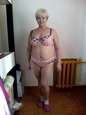older blonde milf freash pussy