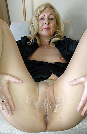 down in the mouth beauty mature granny sloppy twats