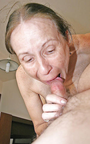 nude elder milf blowjob pics