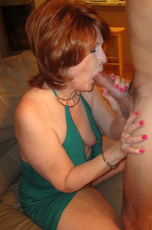 mature granny blowjob pussy in porn
