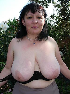 big tit granny freash pussy