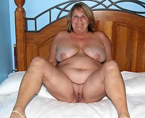 defoliated pics of granny wife