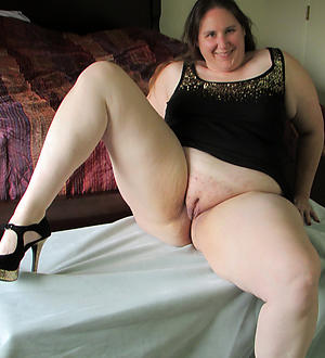 free pics of senior women in high heels