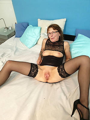 porn pics of sexy granny helter-skelter stockings